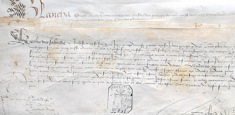 1416 Nice et la Savoie, du comté au duché
