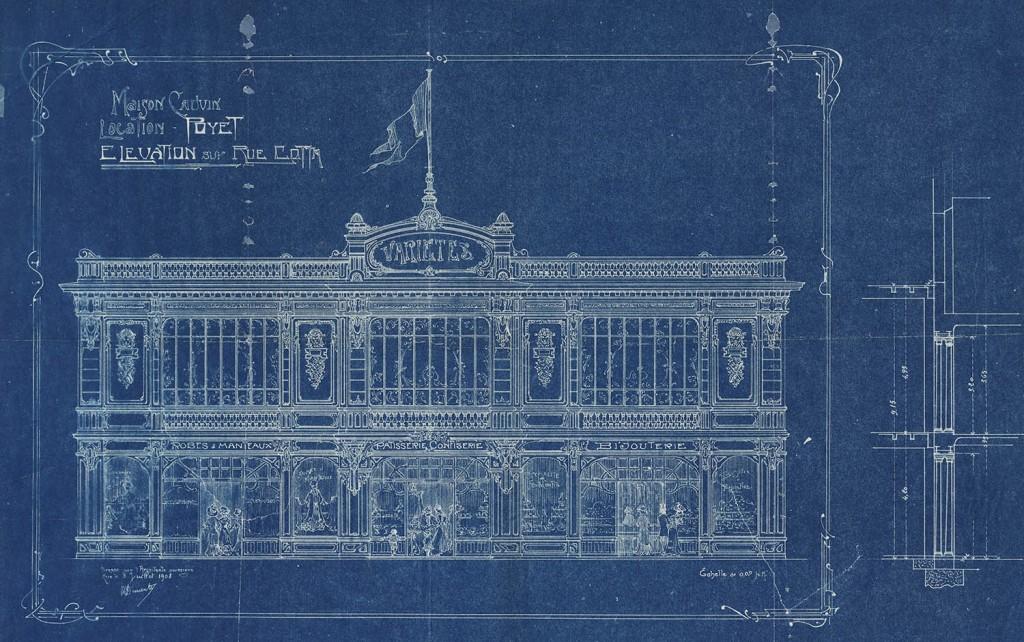 1908 : Idéal-cinéma