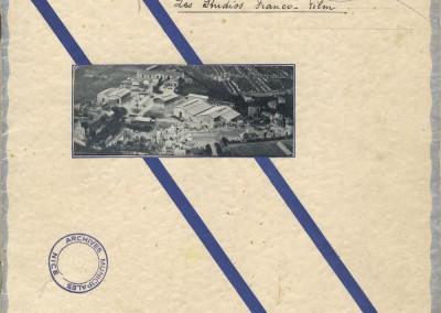 Brochure des studios Franco-Film, vers 1925.