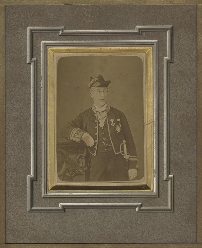 Portrait de Ernest Gambart