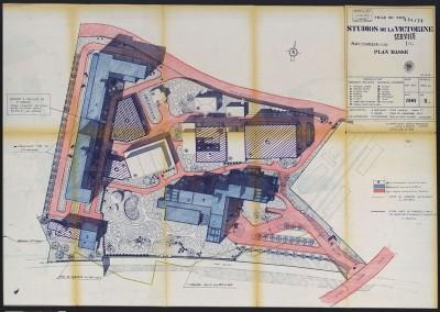 Projet de réaménagement des studios de la Victorine
