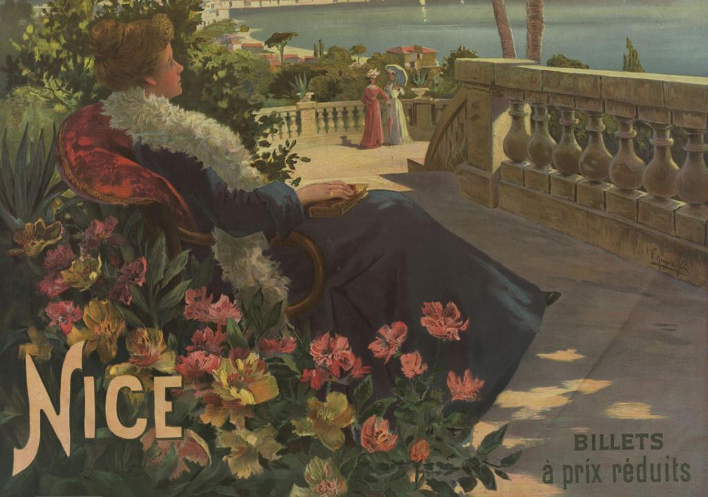 Une femme prend le soleil face à la mer