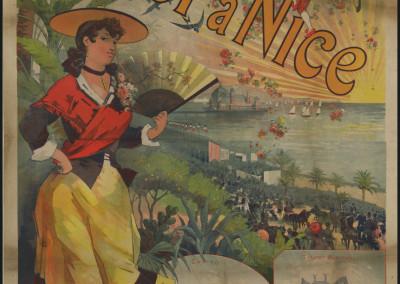 Lefèvre, Lucien. L'Hiver à Nice, 1891.