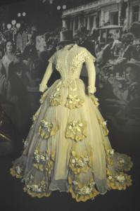 Marcel Escoffier, Robe de mariée pour Martine Carol dans « Lola Montès »