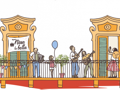 Illustration de la manifestation Lu Mai en Maioun