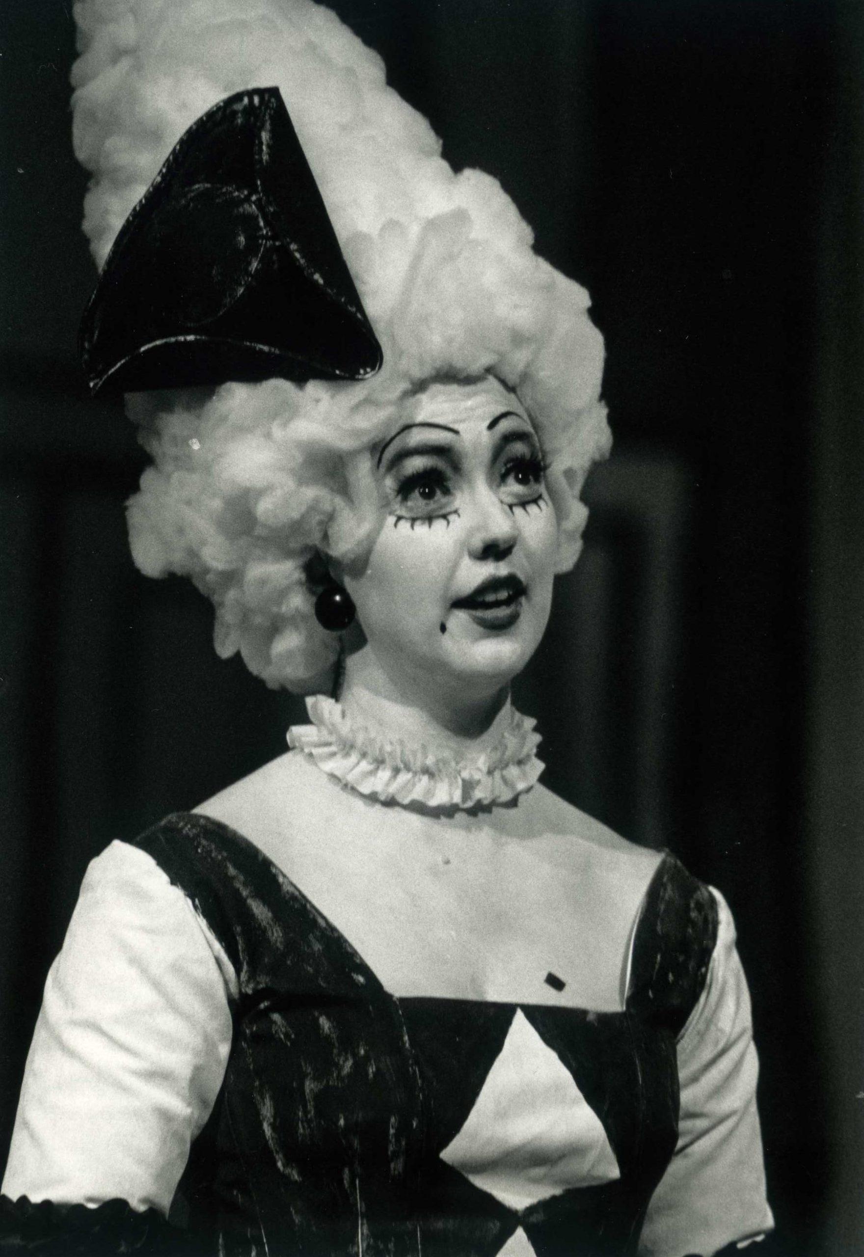 La Finta semplice à l'Opéra de Nice en 1991