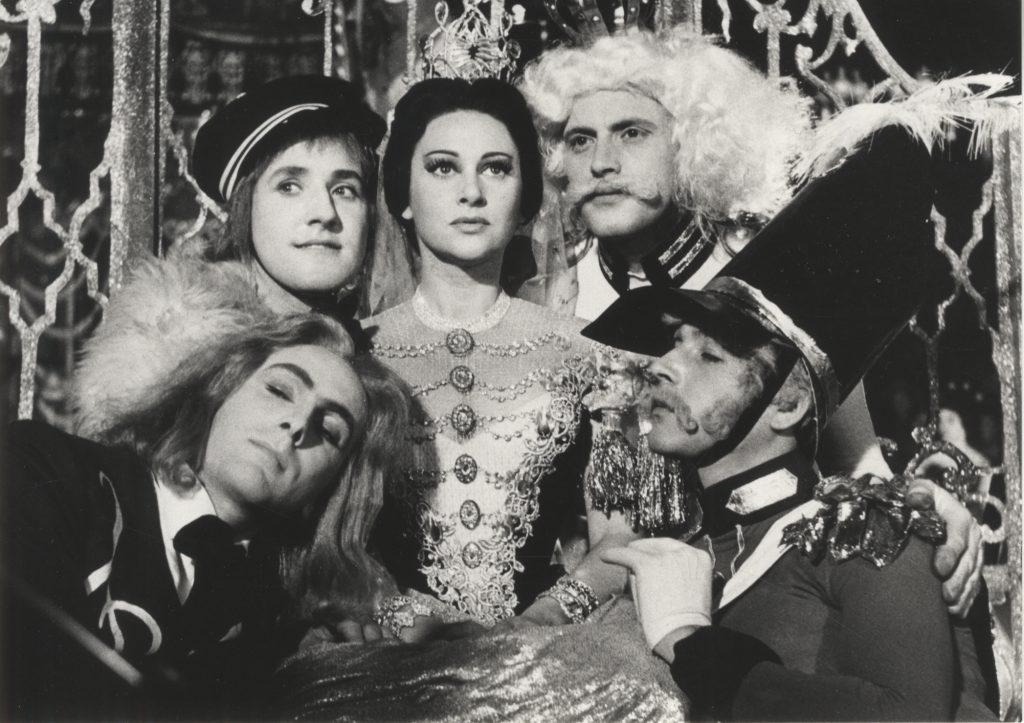 Photo de plateau du film Lola Montès