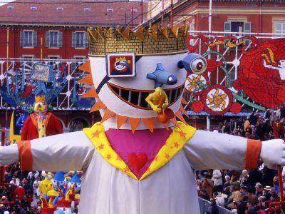 char de Carnaval