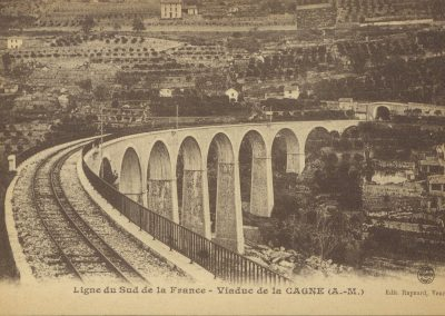 Viaduc de la Cagne